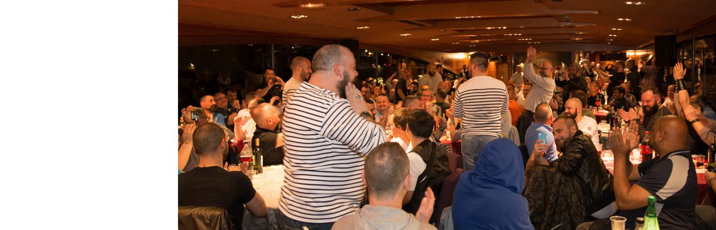 Paris Bear Cruise 2014